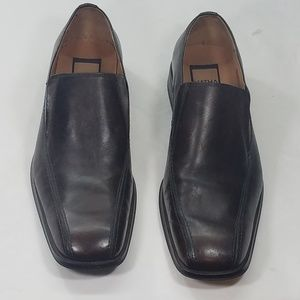 Natha Studio Men's Genuine Leather Dress Loafer